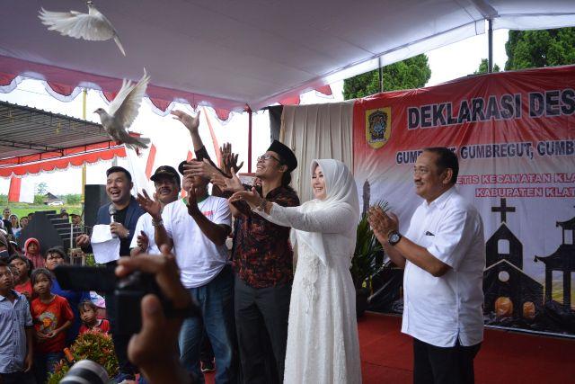 Deklarasi Desa Damai Jetis, Klaten, Jawa Tengah
