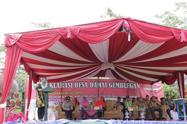 Deklarasi Desa Gemblegan