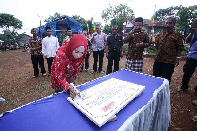 Deklarasi Desa Damai Tajur Halang, Kabupaten Bogor, Jawa Barat